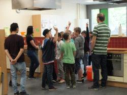 Grundschüler im Hause (4)