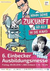 Flyer 6. Einbecker Ausbildungsmesse